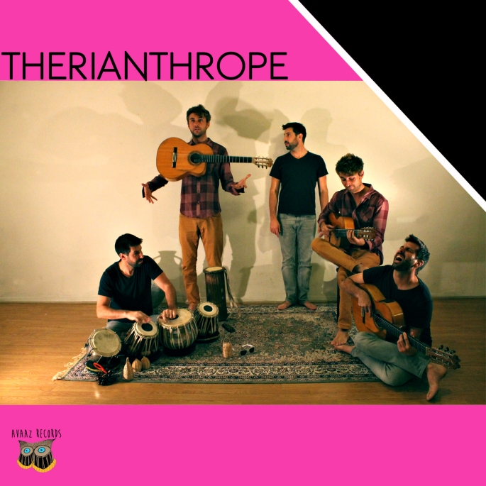 New Therianthrope album out now!